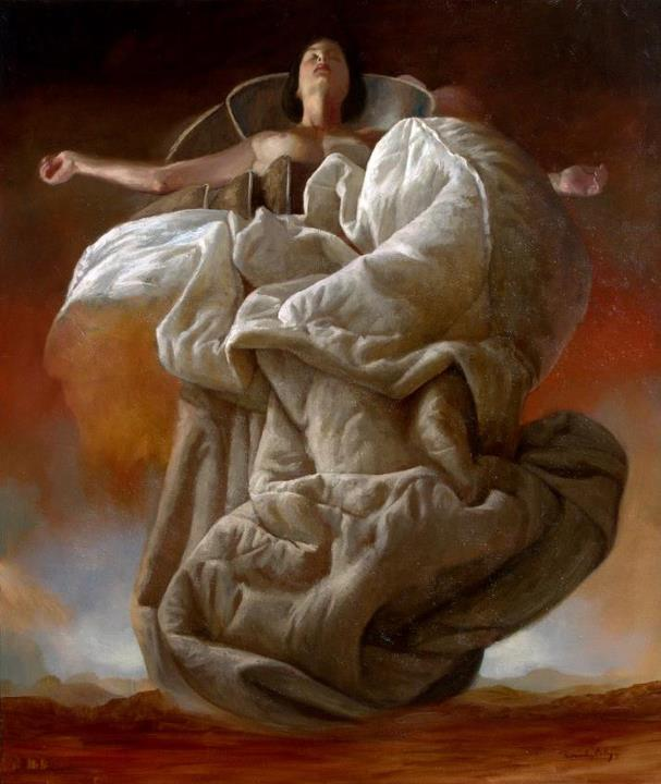 Ricardo Fernandez Ortega 1971 | Mexican surrealist painter