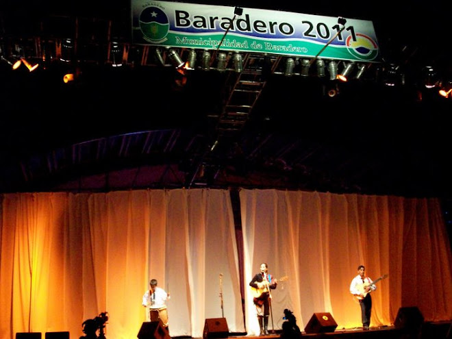 BARADERO 2011...SUEÑO HECHO REALIDAD...