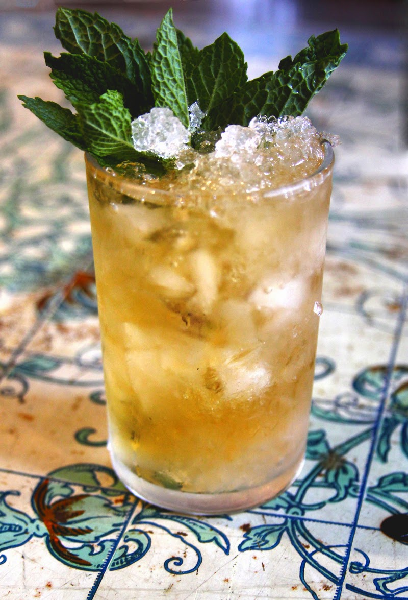 soak and simmer: Five Mint Julep Recipes