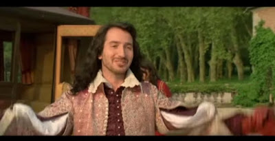 Edouard Baer dans Molière, de Laurent Tirard (2007)