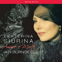 Ekaterina Siurina - Amore e Morte: OA CD9017 D