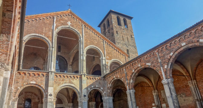 Sant'Ambrogio Mailand