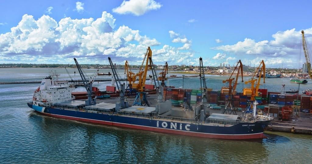 Port of Montevideo Ionic