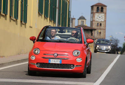 Το νέο Fiat 500