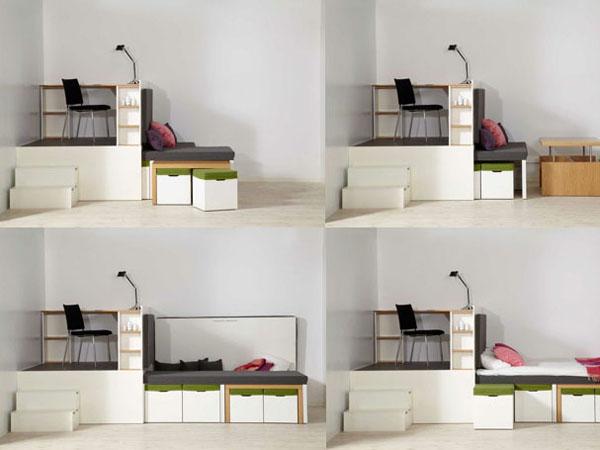 Homebuildlife Hbl Analysis Multifunctional Furniture In