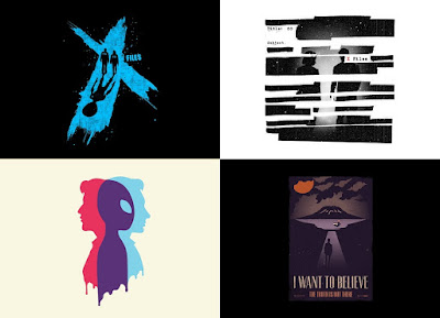 The X-Files T-Shirt Collection by Threadless