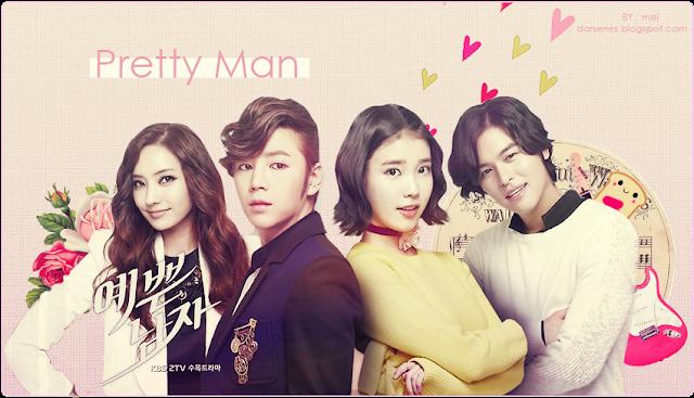 تقرير المسلسل الكوري pretty man -  رجُـلٌ جميل
