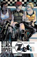 Black Hacker + Zeta Aleta Ediciones
