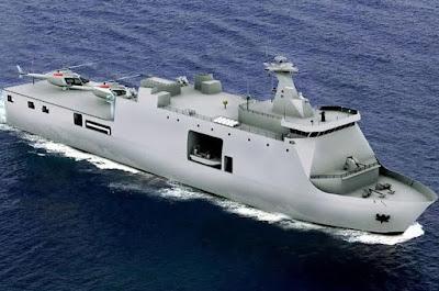 Rela Tidak Mudik Untuk Selesaikan Kapal Perang