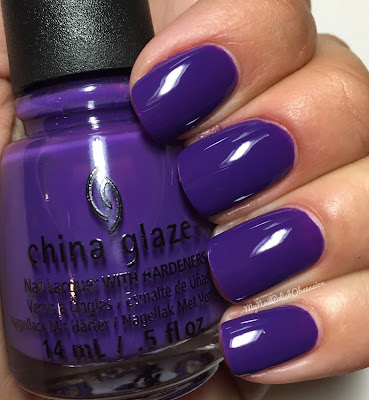 China Glaze Wishes; Mix And Mingle