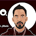 Mike Shinoda (Linkin Park) Vector Kartun