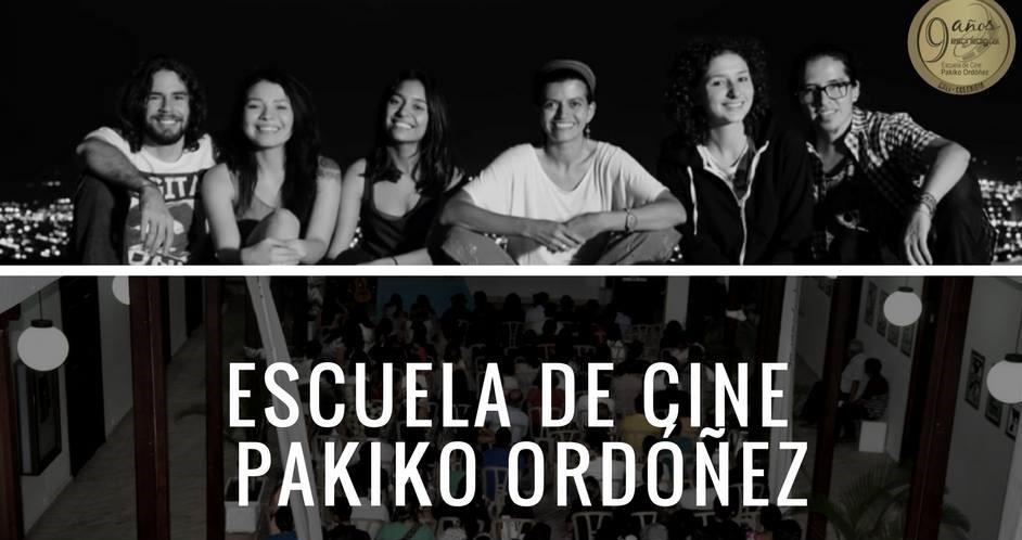 Escuela de Cine PakikOrdóñez.CALI. Patrimonio del Cine en Colombia.
