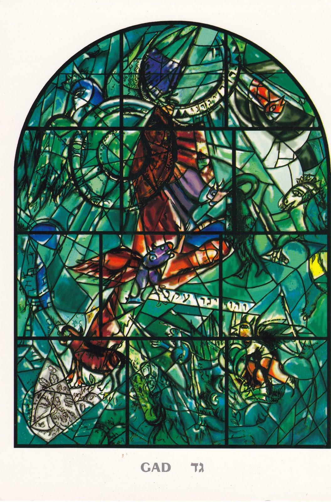 Hadassah Hospital and Marc Chagall Windows | Divinity ... Chagall Hadassah Windows