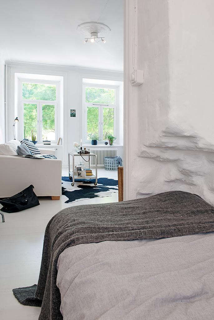 Rom for deg: stilig liten leilighet