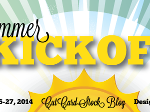 Summer Kickoff Series - Party Decor