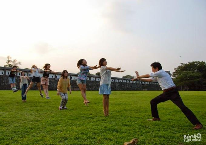 Aso College Group - Kumamoto daytrip