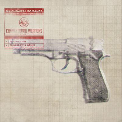 My Chemical Romance - Boy Division