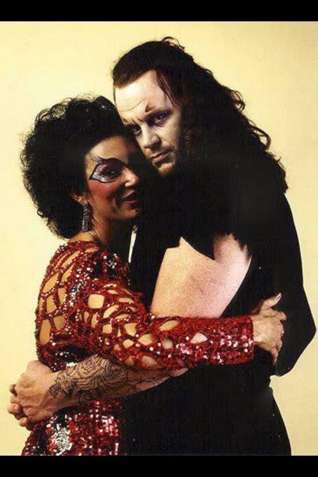 The Undertaker and Sensational Sherri-WWF