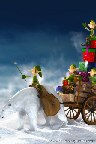 Christmas Animated Wallpaper Free Download