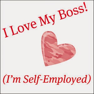 www.alysonhorcher.com, I love my boss, I'm self employed, work from home, success, motivation, starting fresh, starting over, make your own hours