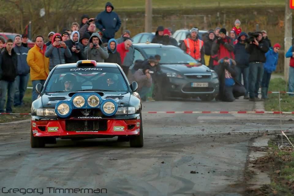 Rally van Haspengouw 2014