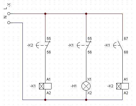 Temporizadores on delay y off delay controles electricos - Temporizadores de luz ...