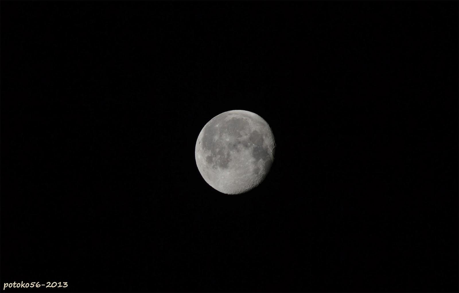 Luna Gibosa Menguante en Rota