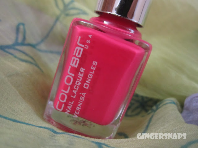 Colorbar Nail Lacquer Exclusive 44 Price
