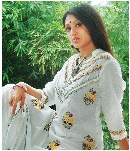Bangladeshi Model Kushum Shikder