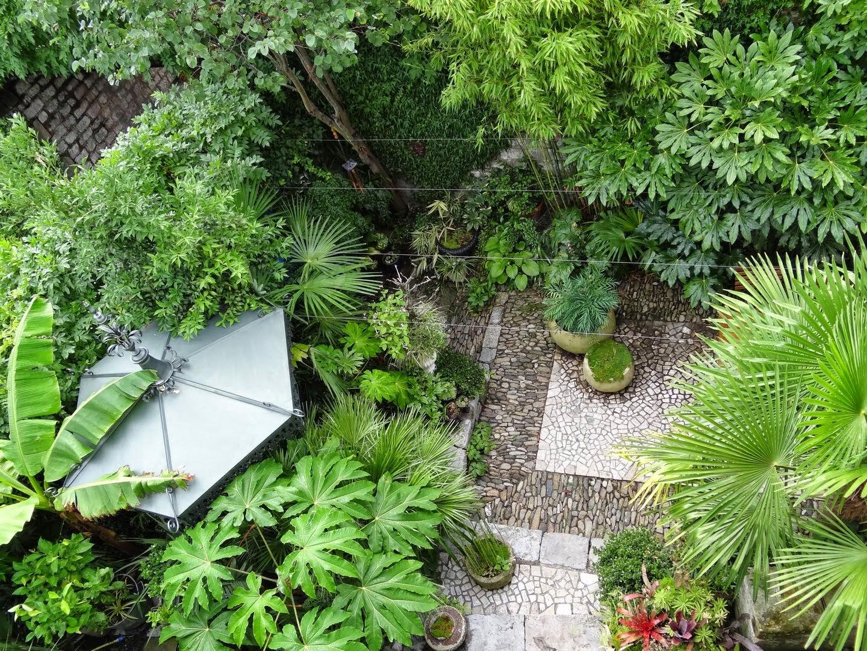 Visitez le jardin à Privas !