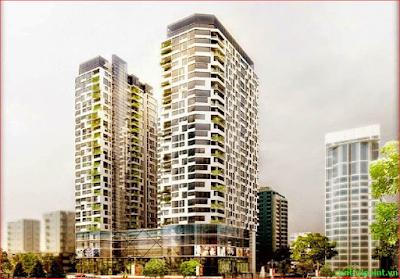 Giá bán căn hộ chung cư MBLand Trung Kính