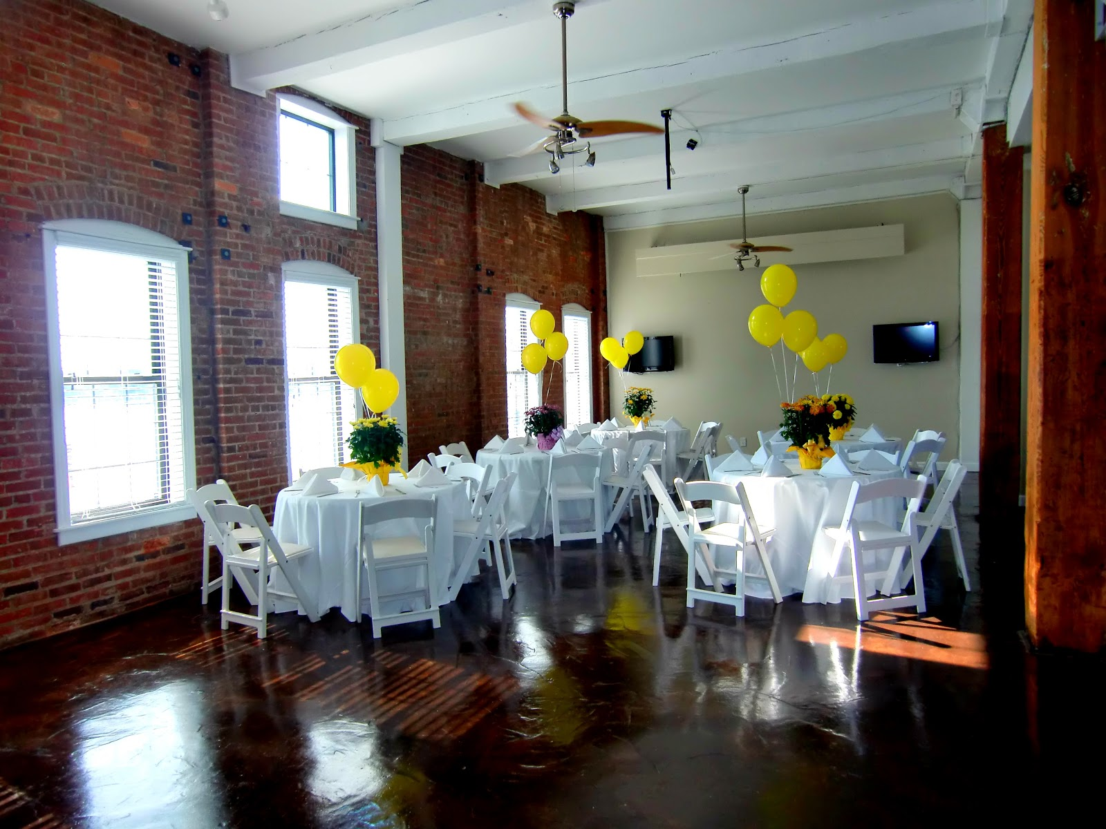Surprise 60th birthday party in july rsvp the riverroom for 60th birthday party decoration
