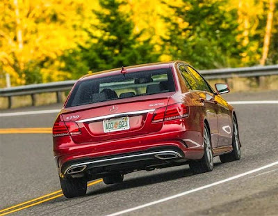 2015 Mercedes E250 Bluetec Review