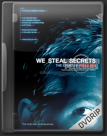 We Steal Secrets: The Story of WikiLeaks (DVDRip Ingles Subtitulada)