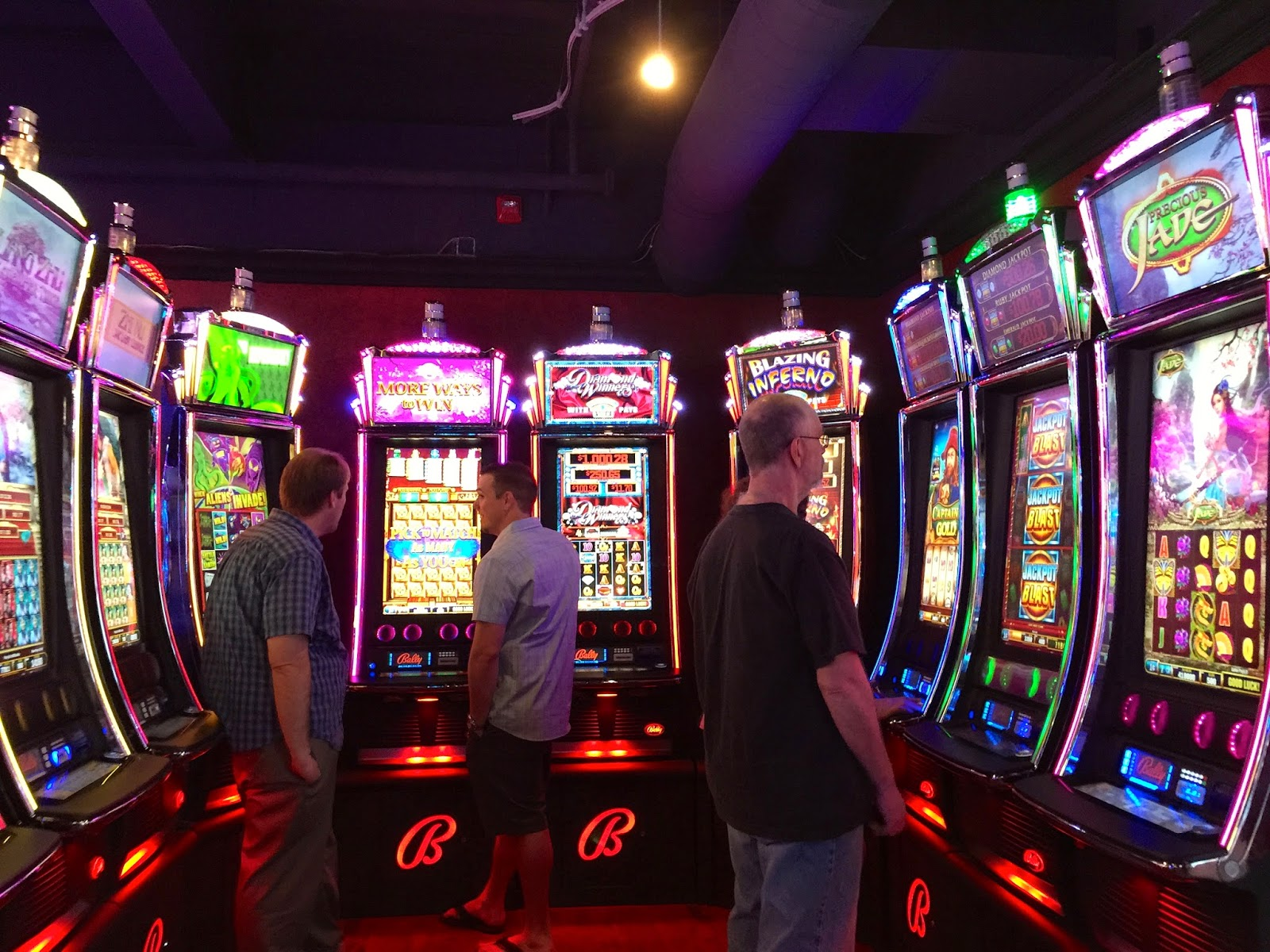 Free Bally Slot Machines from Las Vegas