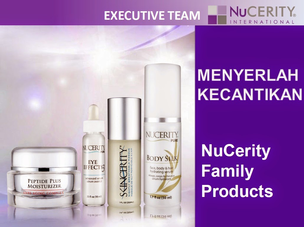 NUCERITY FAMILY PRODUCTS