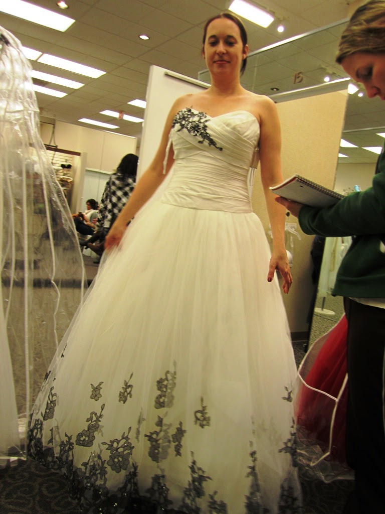 Mindy Versus the Wedding Dress Industry - Part Two - This Fairy Tale ...