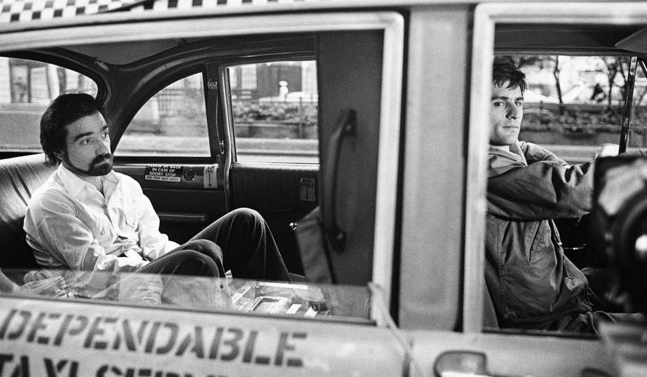 steve schapiro taxi driver