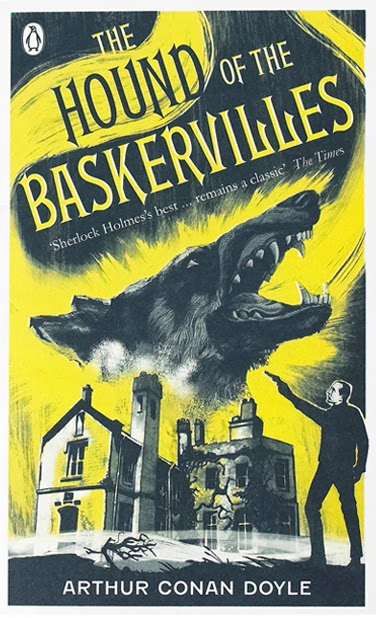 Can anyone write a introduction about atmosphere of conan doyles novel Hound of the baskerviles?