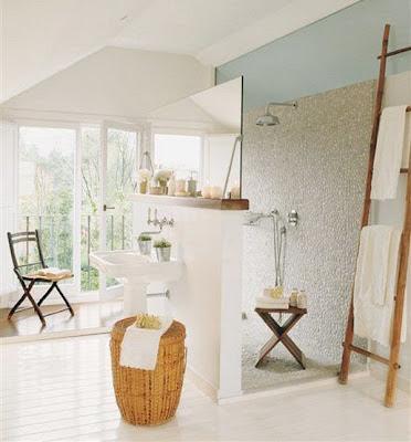Ver Diseño de Baño Abierto es una idea diferente y única