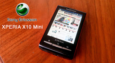 XPERIA X10 MINI