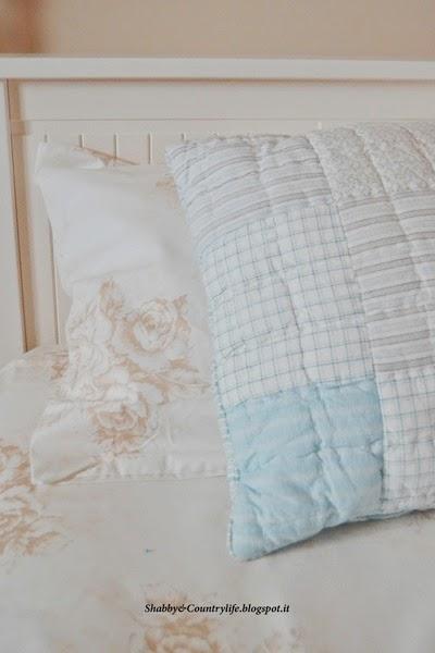 Cuscini Blanc Mariclò e Zara Home