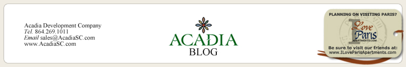 Acadia | New Homes for Sale in Greenville, SC