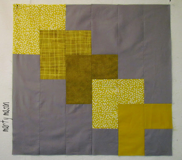 Super-Sized BOM - Up From Here an Alyssa Lichner block pattern