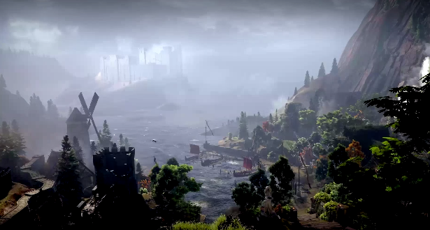 Dragon Age Inquisition Walkthrough Part Three The Threat Remains Haven