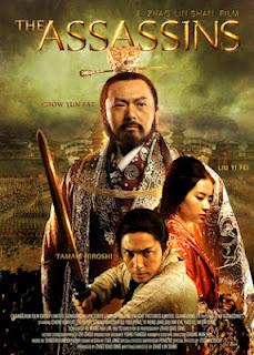 Phim Đổng Tước Đài - The Assassins