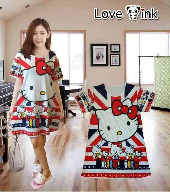 Dress Hello Kitty London (XL). Love Ink.