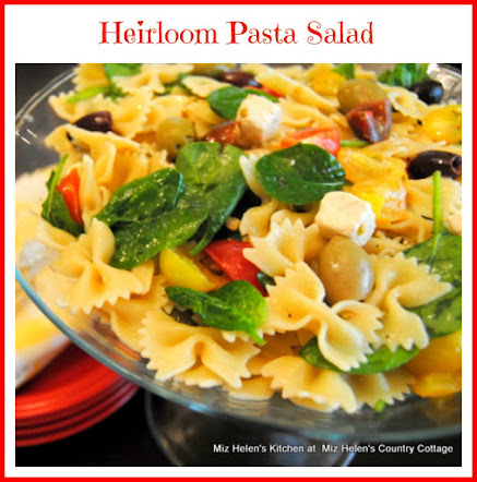 Heirloom Pasta Salad