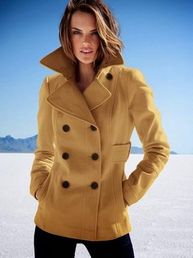 Yeni Moda Bayan Montlar