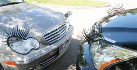 bulu mata eyelash kereta